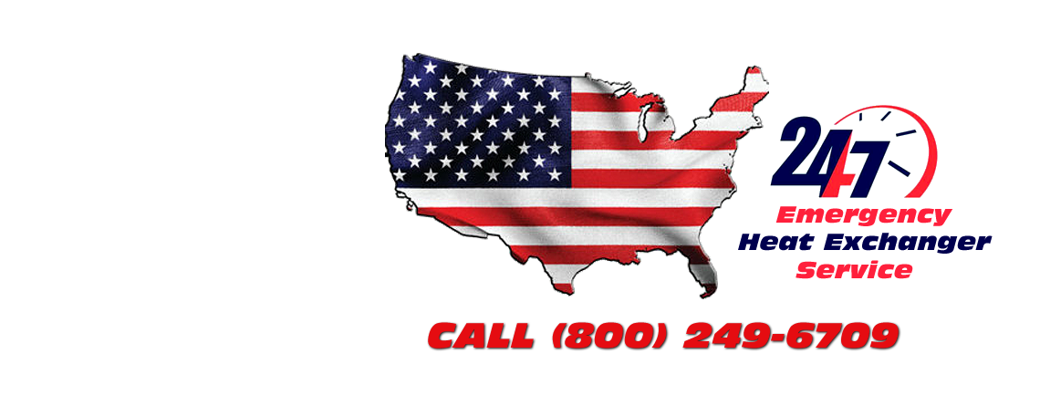 Nationwide 24-7 Emergency Heat Exchanger Service