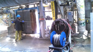 On Site Heat Exchanger Service by MechPro