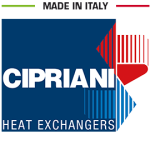Cipriani Heat Exchanger Plates