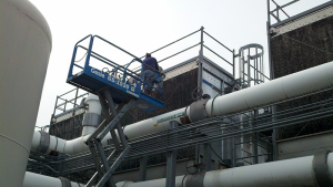Cooling Tower Cleaning Service 1