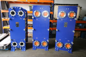 heat exchanger rebuild services