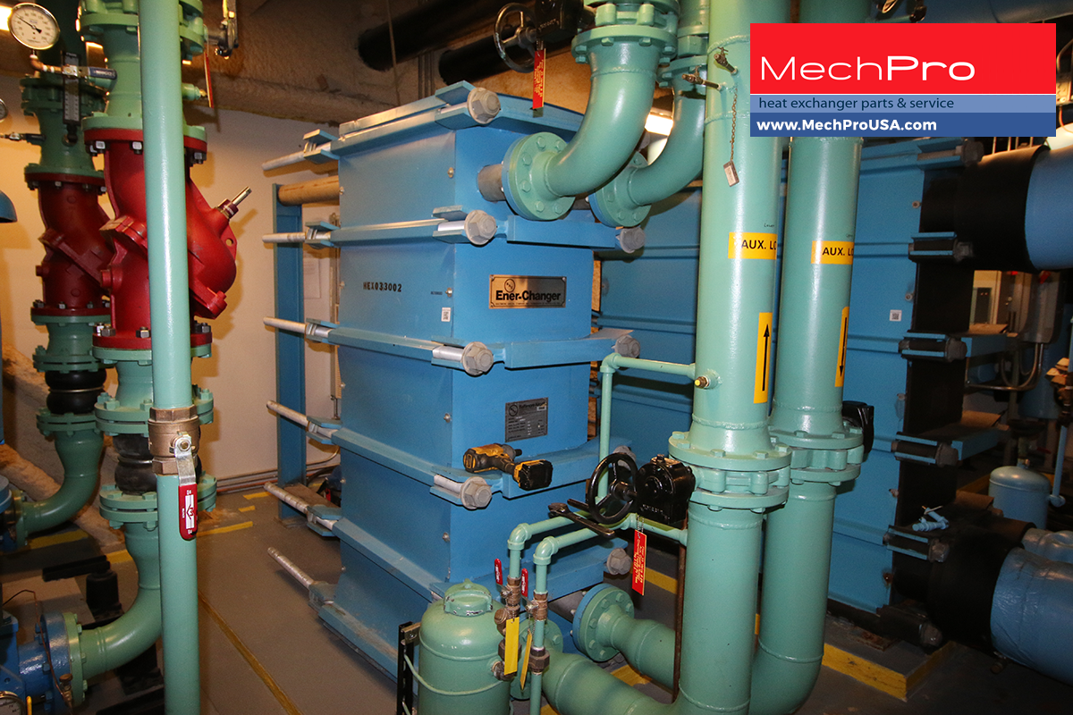 Plate Heat Exchanger Archives - MechPro Heat Exchanger Parts and Service