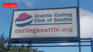 MechPro Inc. provides heat exchanger service to The Seattle Curling Club